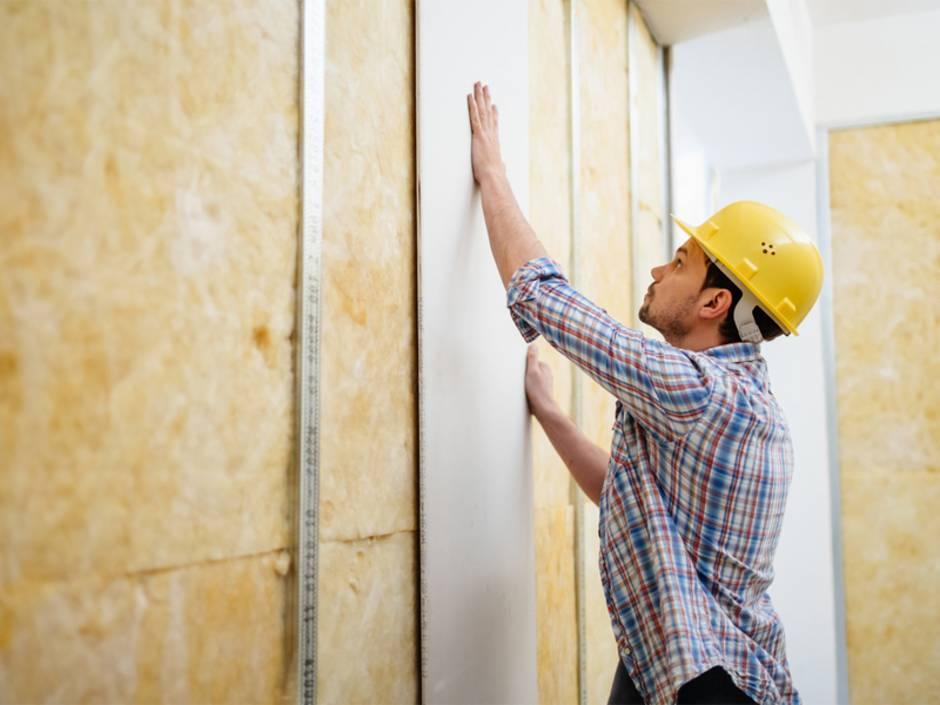 come costruire una parete in cartongesso a roma