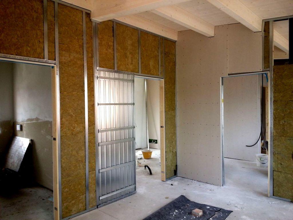 costo e prezzo per le pareti in cartongesso al mq
